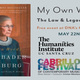 My Own words: The Law and the Legacy of RBG