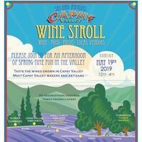 2nd Annual Capay Valley Wine Stroll- Taber Ranch Stop