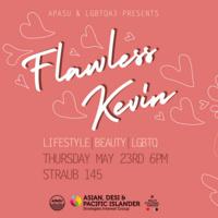 UO APASU & LGBTQ+ Presents: Flawless Kevin