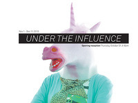 Under the Influence opening reception