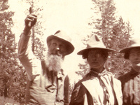 Wander Pacific's Library with John Muir
