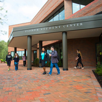 Fisher Student Center