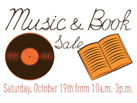 University Library Music & Book Sale