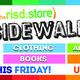 RISD Store Sidewalk Sale