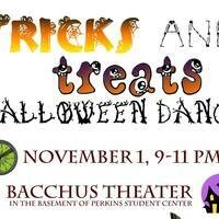 "UDHP Halloween Dance 2013: ""Tricks and Treats!"""