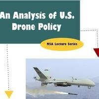 An Analysis of U.S. Drone Policy