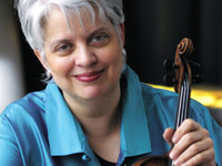 CANCELLED: Guest Master Class: Jorja Fleezanis, violin
