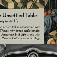 The Unsettled Table