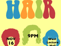 Oberlin Film Series Presents: Hair