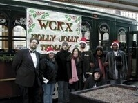 WCRX Holly Jolly Trolley