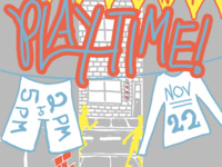 Apollo Outreach Presents: PLAYTIME @ The Oberlin Public Library