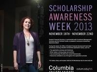 Scholarship Week Workshop